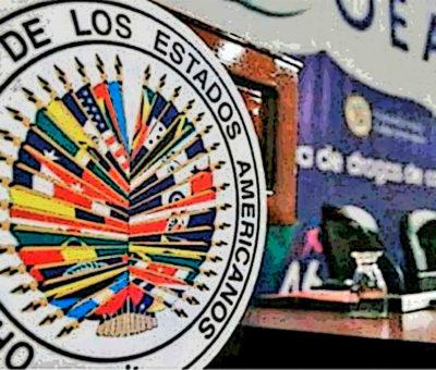 Acepta OEA invitación del INE para formar parte de las próximas elecciones