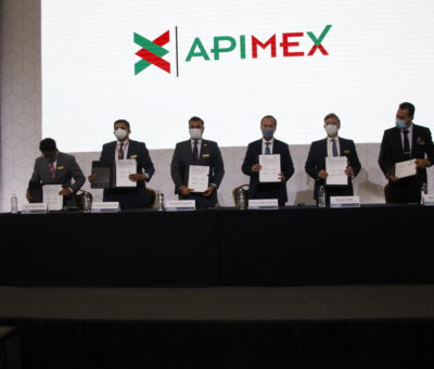 Reafirman alianza APIMEX e INDEX