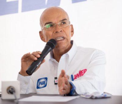 Javier Mendoza hace balance a 5 semanas de campaña