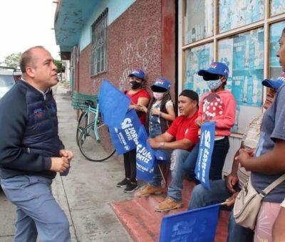 Legislará Jorge Ortega en favor de causas sociales