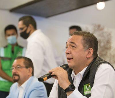 Actualización de reglamentos y diversificar Comisiones del Ayuntamiento, propone Sergio Contreras