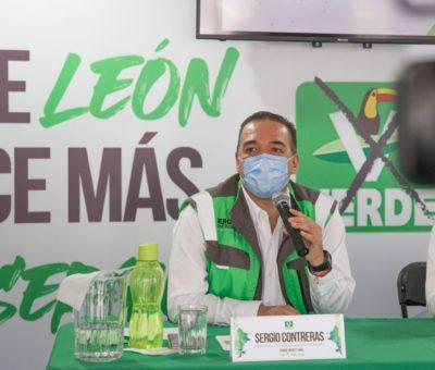 Educación de calidad y más Cultura para León: Sergio Contreras