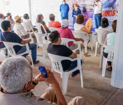 Isaac Piña presentó sus propuestas de gobierno a socios y amigos del Club Campestre