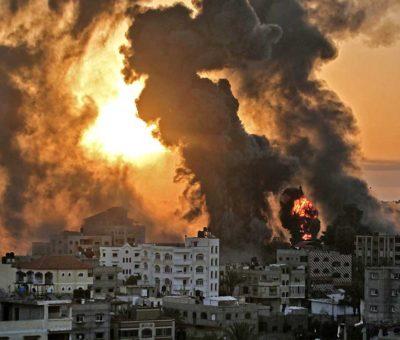 Israel inicia ataques por tierra y aire en la Franja de Gaza