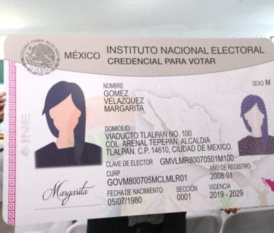 """INE desmiente cadenas de WhatsApp: """"nadie puede votar con la credencial de otra persona"""""""