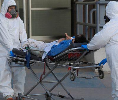 México registra la menor cifra en número de muertes por coronavirus desde el pasado año