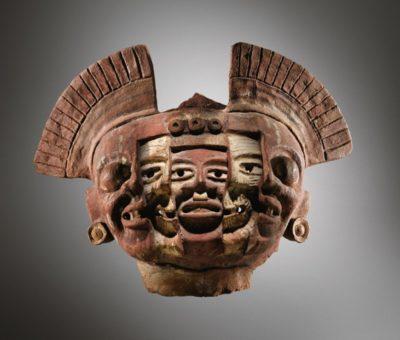 INAH denuncia ante FGR subasta en EE.UU. de piezas arqueológicas mexicanas