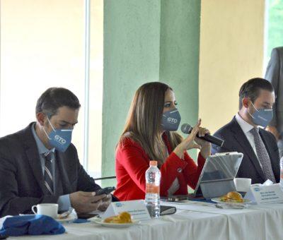 Secretaria de Gobierno se reúne con representantes de los 13 colectivos de búsqueda para trabajar acciones en materia de seguridad para personas buscadoras