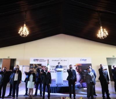 En Guanajuato vivimos un parteaguas porque le apostamos a la innovación y a la mentefactura: Gobernador