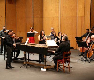 Guanajuato celebra nuevamente a Bach