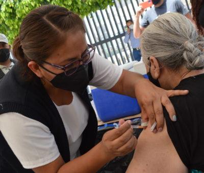 SSG recibe 130 mil vacunas para aplicarse en 10 municipios.