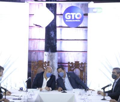 Firman Guanajuato y Jalisco convenio para la sustentabilidad del Tequila