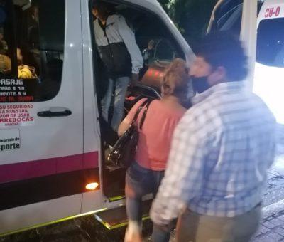 Transporte público extiende horarios por fiestas de San Juan y Presa de la Olla