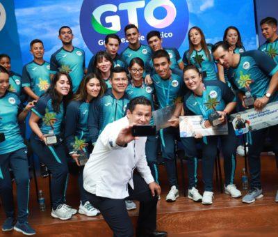 Guanajuato con seis pases a Juegos Olímpicos y Paralímpicos Tokio 2020+1