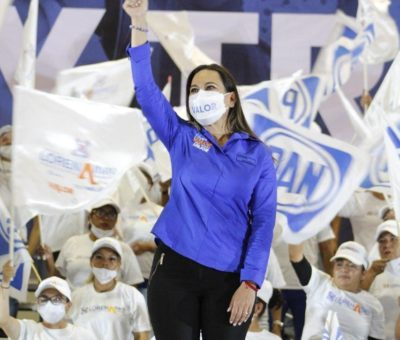 Es Lorena Alfaro la primera mujer electa para presidenta de Irapuato