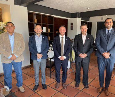 Estrecha y fortalece Guanajuato su relación con Israel en temas de migración, innovación y agricultura.