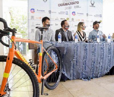 "Guanajuato Capital será sede de la 1er. carrera ""Global Gravel Guanajuato"""