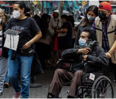 Encuesta Nacional de Salud informa que uno de cada cuatro mexicanos tuvo COVID-19 en 2020