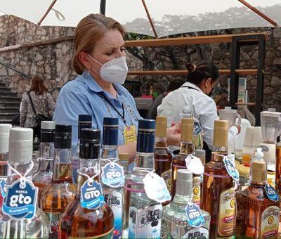 """Disfrutan Guanajuatense gastronomía durante el festival Guanajuato de Mis Sabores"""""""