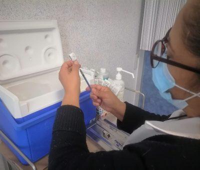 Secretaría de Salud de Guanajuato se prepara para la vacunación de menores de edad que viven con alguna comorbilidad