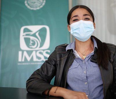 IMSS Guanajuato da a conocer a primera paciente beneficiada con la reactivación del Programa de Trasplante Renal en la UMAE No. 1