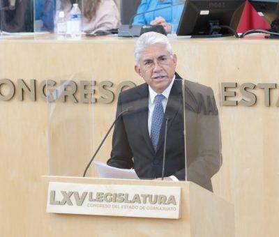 Diputado Luis Ernesto Ayala hace un llamado a hacer del Congreso local un espacio de diálogo