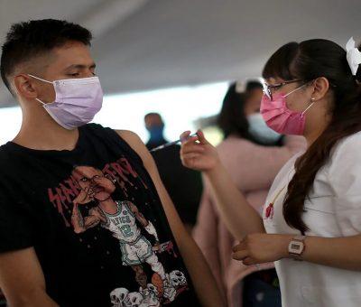 Más de 260 menores de edad han recibido la vacuna contra covid-19 en el país debido a un amparo