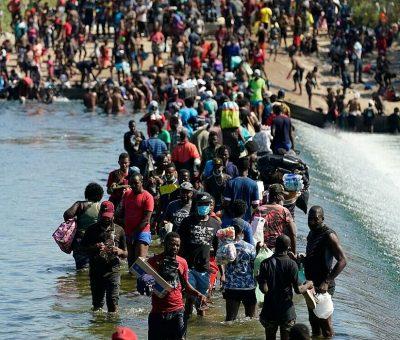 Estados Unidos da inicio a deportación masiva de migrantes haitianos