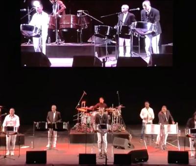 49 Cervantino – Steel Band de El Cobre  #CUBA #EN VIVO