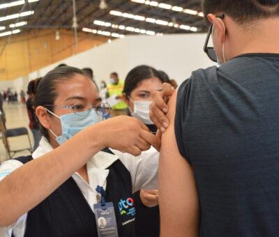 Guanajuato listo para vacunar a jóvenes de 18 a 29 años primeras dosis en 11 municipios