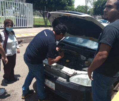 Continúa Programa de Registro Vehicular -REPUVE- en Pénjamo, y pueblos del rincón