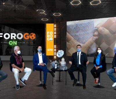 Disrumpe Foro GO 2021 con nueva forma de pensar a empresarios: Turn on your mind