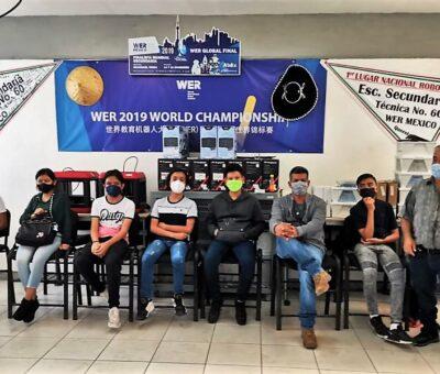 Alumnos Irapuatenses destacan en torneos de Robótica