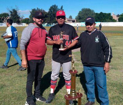 Logra Bellavista primer lugar en torneo de beisbol