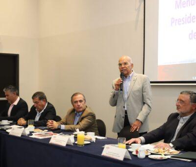 La obra pública municipal será para constructores locales