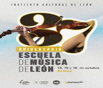 Escuela de Música de León festeja un año más de constante labor